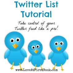 List Tutorial to organize your lists. Twitter Tips, Virtual Assistant, Marketing Tools, First Love, Challenges, Social Media, Technology, Teaching, Education