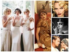 The Great Gatsby Party Great Gatsby Dress Code, Great Gatsby Party, The Great Gatsby, Female Tux, Gatsby Costume, Flapper Style, Flapper Girls, Great Gatsby Fashion, Roaring Twenties