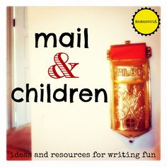 mamascout: mail and children :: ideas and resources