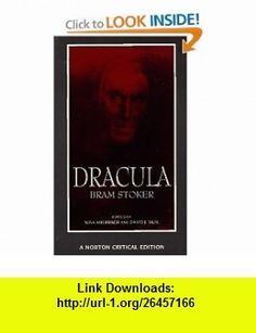 90 best dracula bram stoker images on pinterest bram stokers dracula norton critical editions 9780393970128 bram stoker nina auerbach david fandeluxe Image collections