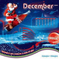 coca cola calender Coke Ad, Coca Cola Ad, Always Coca Cola, Coke Santa, Coca Cola Santa Claus, Coca Cola Christmas, Christmas Cards, Merry Christmas, Xmas