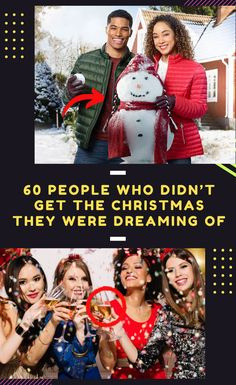 It's that time of year again. While most of us are hanging Grandma's Christmas ornaments on our trees and drinking Swiss Miss hot cocoa, others are not so traditional. These Christmas designs and human fails will make any elf blush. 60 #People #Who #Didn't #Get #The #Christmas #They #Were #Dreaming #Of