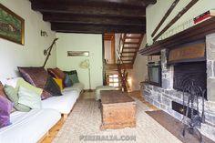 Casa en Betren para 12 personas. Situada a 12 kilómetros de las pistas de esquí de Baqueira Beret.