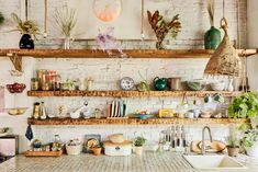 Open shelving in your kitchen might not be for you, but allow me to make my case and after that decide. If you all have to explain the kitchen, then odds are you're sharing the fridge too. A kitchen also… Continue Reading → Home Design, Interior Design Trends, Design Trends 2018, Design Design, Interior Decorating, Design Ideas, Graphic Design, Home Decor Kitchen, Kitchen Design