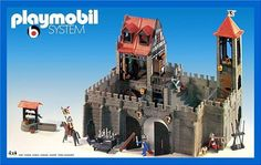 3540 playmobil castle | Flickr - Photo Sharing!