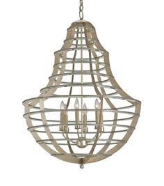 Everest Chandelier design by Currey & Company