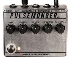 Synthmonger Pulsemonger