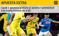 el forero jrvm y todos los bonos de deportes: bwin bono 50 euros Napoles vs Villareal europa lea...