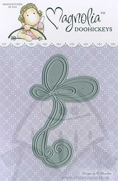 Magnolia DooHickey Cutting Die - Twisted Swirl [1059]