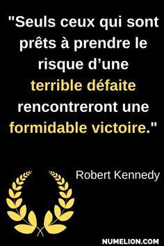 Robert Kennedy, Confucius Citation, Quote Citation, Positive Quotes, Motivational Quotes, Message Positif, Word 3, Self Motivation, Sentences