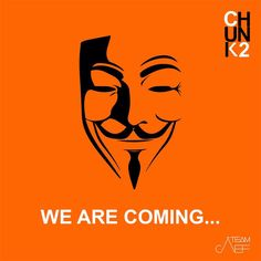 We are coming... #wearecoming #staytuned #opencall #chunk2 #chunkè #teamcaef #opencallforartist #under35 #art #artist #art #brescia #igerbrescia #instabrescia #igers #follow #gogo #orange #vforvendetta