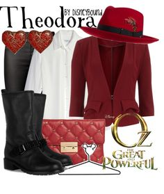 """Theodora"" by lalakay ❤ liked on Polyvore"