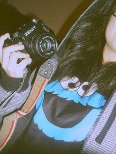 Tshirt, Blue Elmo