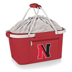 Northeastern State University Insulated Metro Basket w/Embroidery