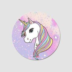 Resultado de imagem para fotos de popsocket de unicornio