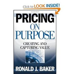 This is essential reading for any ad agency principal. It will change your thinking on how you should be promoting and pricing your agency's services. It will be one of the most important business books that you will read all year.