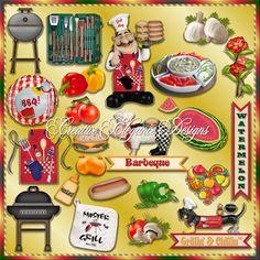 Scrapbooking TammyTags -- TT - Designer - Creative Elegance Designs, TT - Item - Element, TT - Theme - Summer or Beach