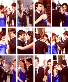 Damon x Elena 1.19 Miss Mystic Falls. Sk much freaking tension during this part!