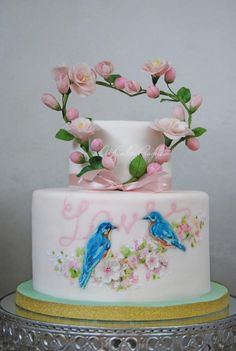 Sweet sweet love by Art Cakes Prague by Victoria Mkhitaryan