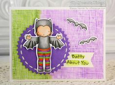 Batty about you