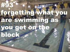 I did that at my last meet and had to shout to the announcer... so embarrassing!!