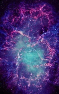 The Great Crab Nebula [Space Future: http://futuristicnews.com/category/future-space/] #nebula #CrabNebula