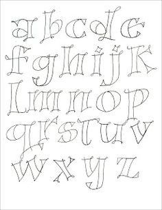 Fun Font Art Du Jour By Martha Lever Giveaway And Some Exemplars