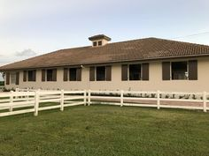 Wow, what an awesome project! This horse barn looks fantastic after the addition of board & batten exterior shutters. Board And Batten Exterior, Exterior Shutters, Shades Blinds, Window Treatments, Garage Doors, Barn, Horse, Windows, Awesome