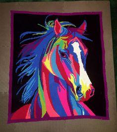 Horse Blanket Pattern Free