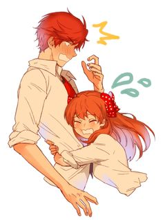 Day 24- nanana. Mikorin~ too cute but I like/support nozaki / sakura (chiyo) more