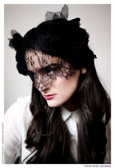 Lace Hat: Yestadt