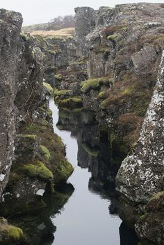 ICELAND AIR NOTE: experience a cross-section of Iceland's natural wonders and historical heritage at beautiful Thingvellir National Park.