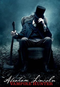 Abraham Lincoln : Vampire Hunter --- It was an awesome movie. I only watched it in an ordinary cinema house but the effects and the impact to me was sooo like I'm in a 2D. A great movie from great minds! Cheers to those who made it.