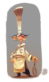 Karakter Kıyafetleri - Şefler / Character Outfit - Chefs | Find us on >…