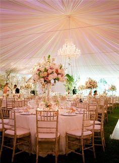 romantic tent