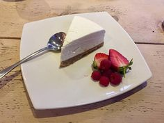 The Ashville - Bristol Food Review - Cheesecake