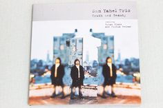 Sam Yahel Trio Trush and Beauty CD Album EWCD2016 JAPAN