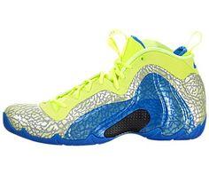 timeless design 3dd8e 54eaf Nike Mens Air Flightposit Exposed VoltPhoto BlueBlack basketball Shoe 10  Men US  Want additional info
