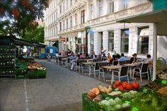 18. Währing / Wiener Märkte: Kutschkermarkt | Wien / Grätzltipps | www.stadtbekannt.at | Stadtbekannt (c) Nohl