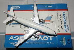 Schabak 1:600 Diecast, Aeroflot Аэрофло́т Airbus A310
