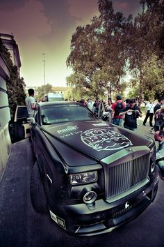 I always wanted to do the Gumball 3000 #roadrally !