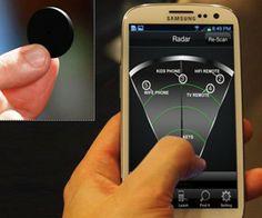 Stick-N-Find Bluetooth Location Stickers