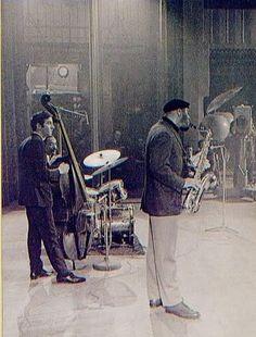 Sonny Rollins, Paris, 1965 Music Mix, Music Icon, Sound Of Music, Jazz Artists, Jazz Musicians, Jazz Blues, Blues Music, Nu Jazz, Sonny Rollins