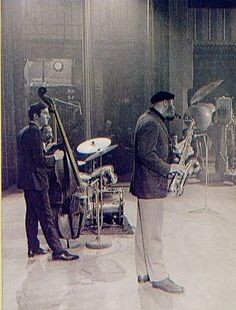 Sonny Rollins, Paris, 1965