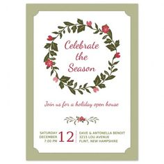 Free Christmas Party Templates Invitations Mesmerizing Online Invitations From  Merry Christmas Invitations And Party .