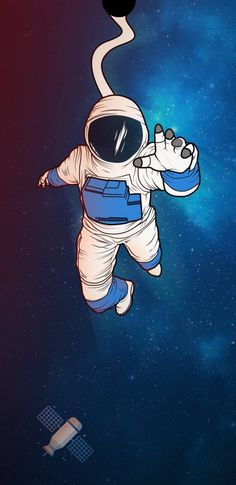 Astronaut in space Wallpaper Minimal Wallpaper, Wallpaper Space, Mobile Wallpaper, Wallpaper Backgrounds, Wallpaper Gratis, Paper Wallpaper, Samsung Galaxy Wallpaper, Cellphone Wallpaper, Phone Wallpaper For Men