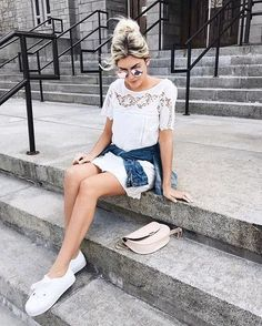 Love, want, and need this look from head to toe. @emily_luciano