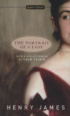 The Portrait of a Lady by Henry James. I love the way he uses language.