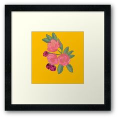 Made on digital art for wildflowers wall art decor ideas for the living room Framed Prints, Canvas Prints, Art Prints, Wildflowers, Wall Art Decor, Design Trends, Finding Yourself, Digital Art, Decor Ideas