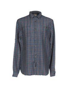 SCOTCH & SODA Checked shirt. #scotchsoda #cloth #top #pant #coat #jacket #short #beachwear